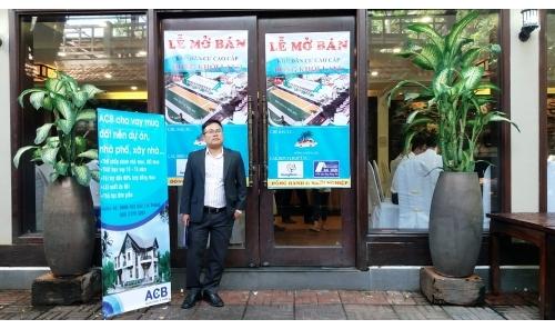 Hơn 100 khách hàng tham dự lễ mở bán khu dân cư cao cấp đồng khởi land